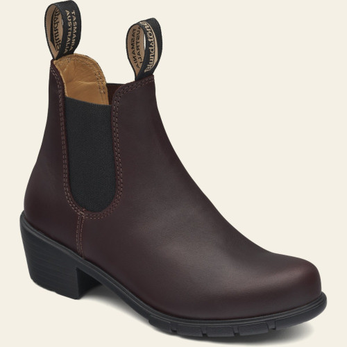 Blundstone 2060 Women's Casual Heeled Leather Boots in Shiraz (2060)