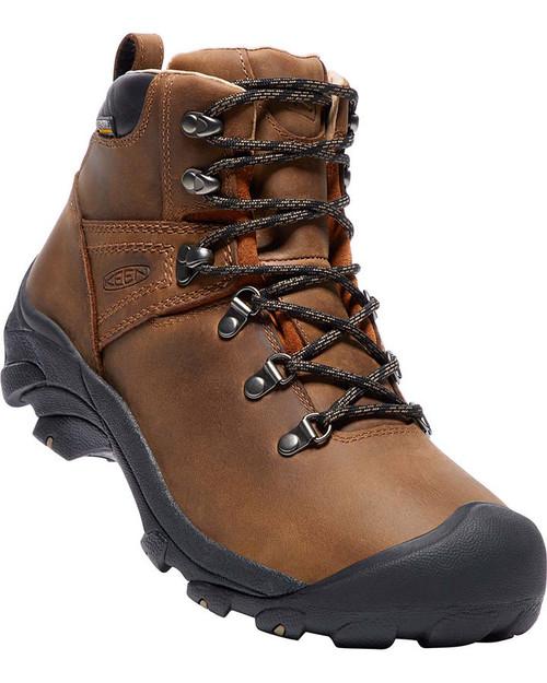 Keen Pyrenees Mid WP Waterproof Men's Hiking Shoes in Bison Golden Brown (1002435)
