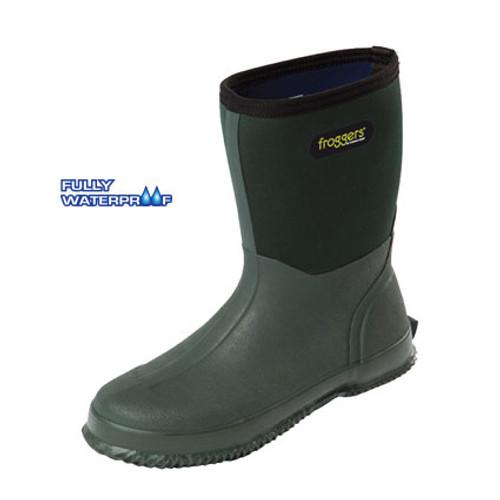 Froggers Scrub Boots, Women's Green (TCP28206 Green)