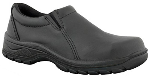b4003f98a4 Oliver Boots 49-430 Ladies Slip-on Shoe with Steel Toe Cap ...