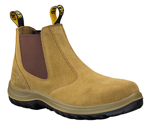 038856c03b3 KingGee - Flinders Suede Leather Safety Work Boots