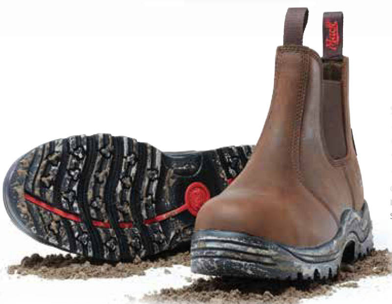 provide plenty of fashion aesthetic appearance Details about Mack Boots Farmer Non Safety Water Resistant Nitrile Soled  Pull On Work Boots