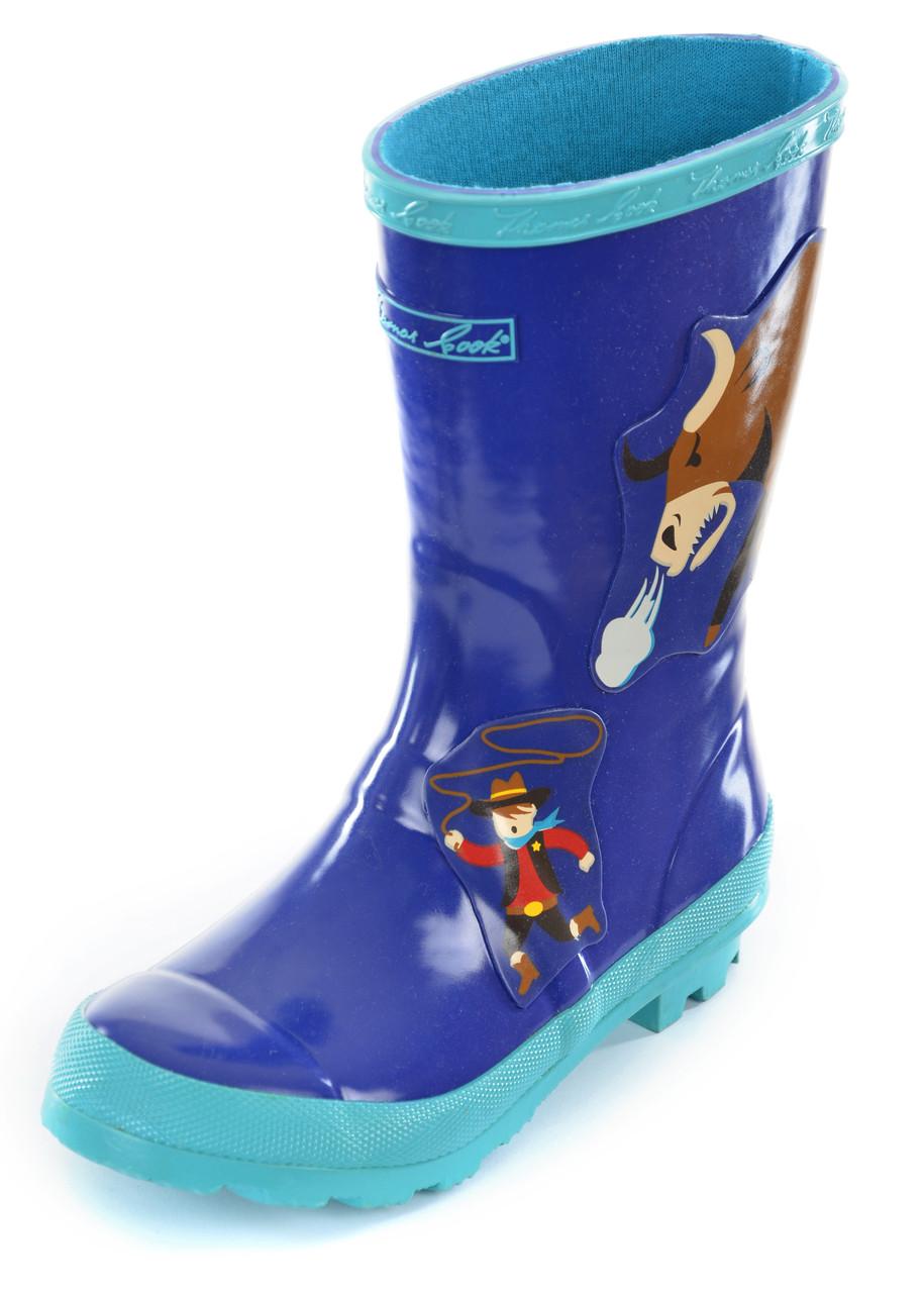 Childrens Gumboots Aussie Gumboot Rider Ankle Boot Rainboot Elastic Panel AU 1-4