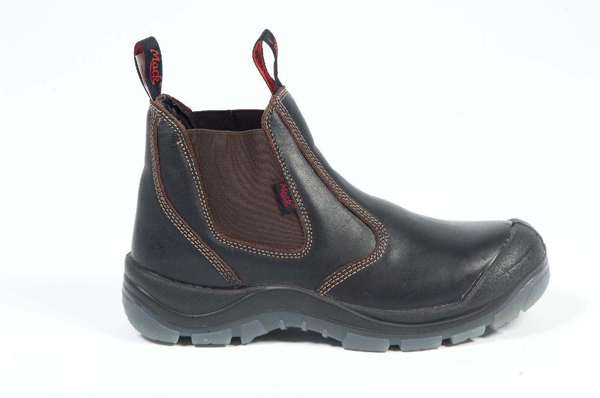 b33ba4d77da Details about Mack Boots Piston Steel Toe Work Boots