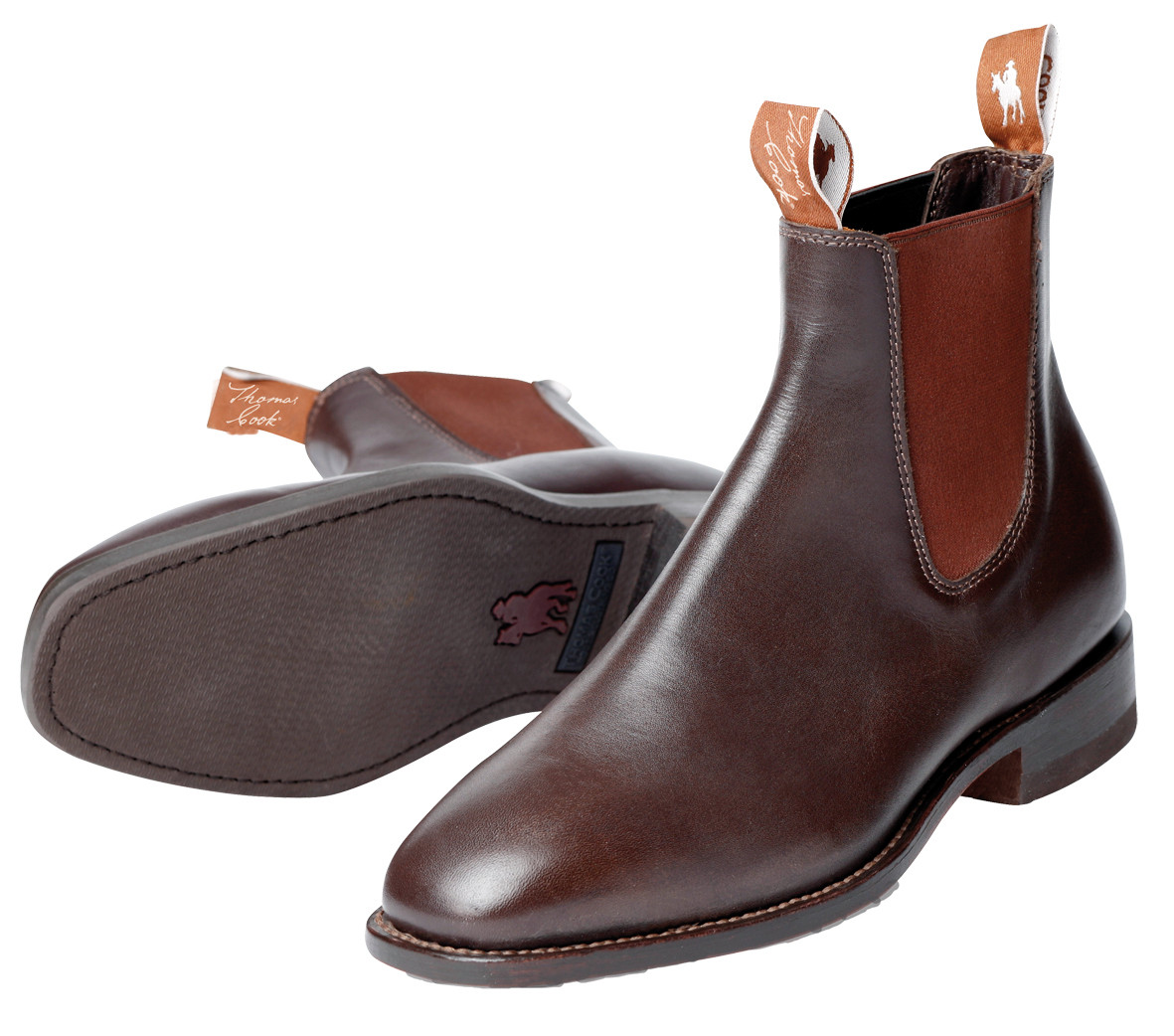 Thomas Cook Trentham Mens Dress Boots