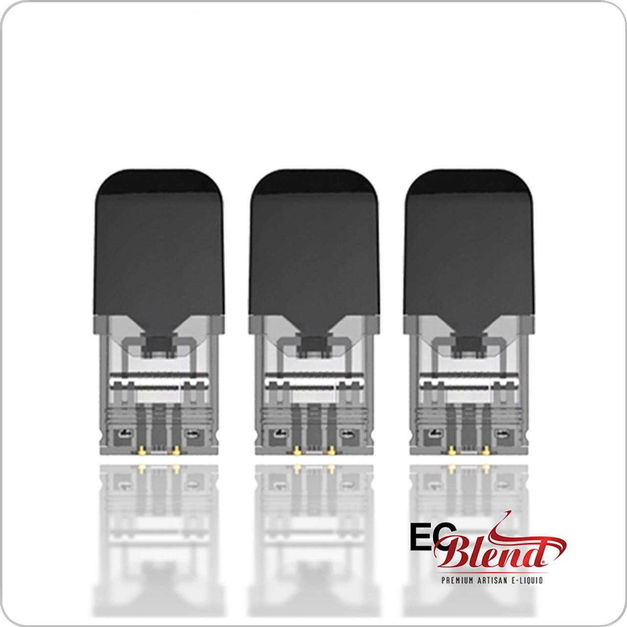 Replacement POD - JC01 - Ceramic Wick - MTL - 3 Pack