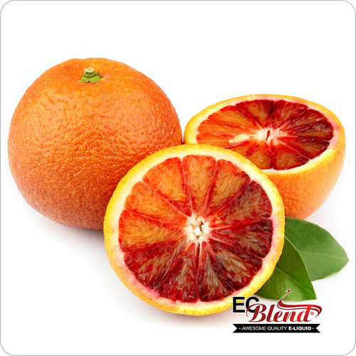 Blood Orange - Premium Artisan E-Liquid | ECBlend Flavors