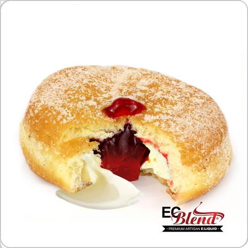 Monday's Donut - Premium Artisan E-Liquid |  ECBlend Flavors