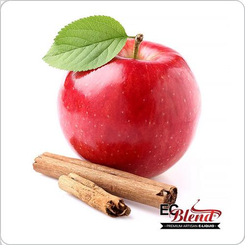 Cinnamon Apple - Premium Artisan E-Liquid | ECBlend Flavors