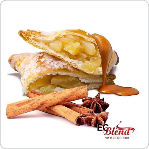 Wizard's Cave: Cinnamon Danish Apple Pie - Premium Artisan E-Liquid | ECBlend Flavors