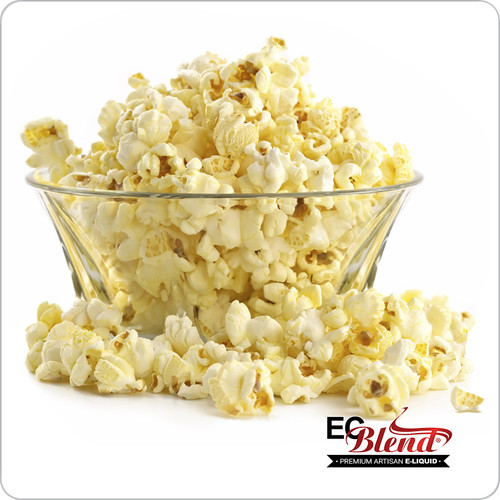 Popcorn - Premium Artisan E-Liquid   ECBlend Flavors