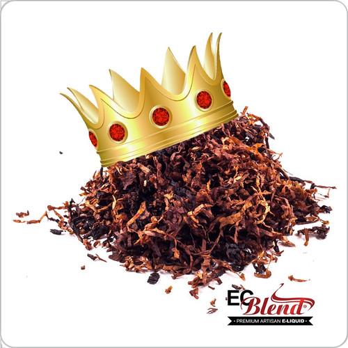 King's Crown Tobacco Blend - Premium Artisan E-Liquid   ECBlend Flavors