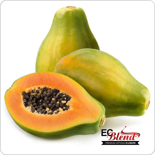 Papaya - Premium Artisan E-Liquid   ECBlend Flavors
