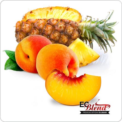 Pineapple Peach - Premium Artisan E-Liquid   ECBlend Flavors