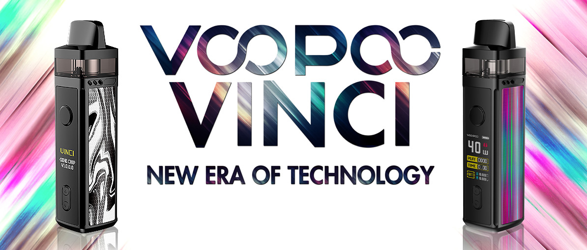 VooPoo Vinci Pod Mod
