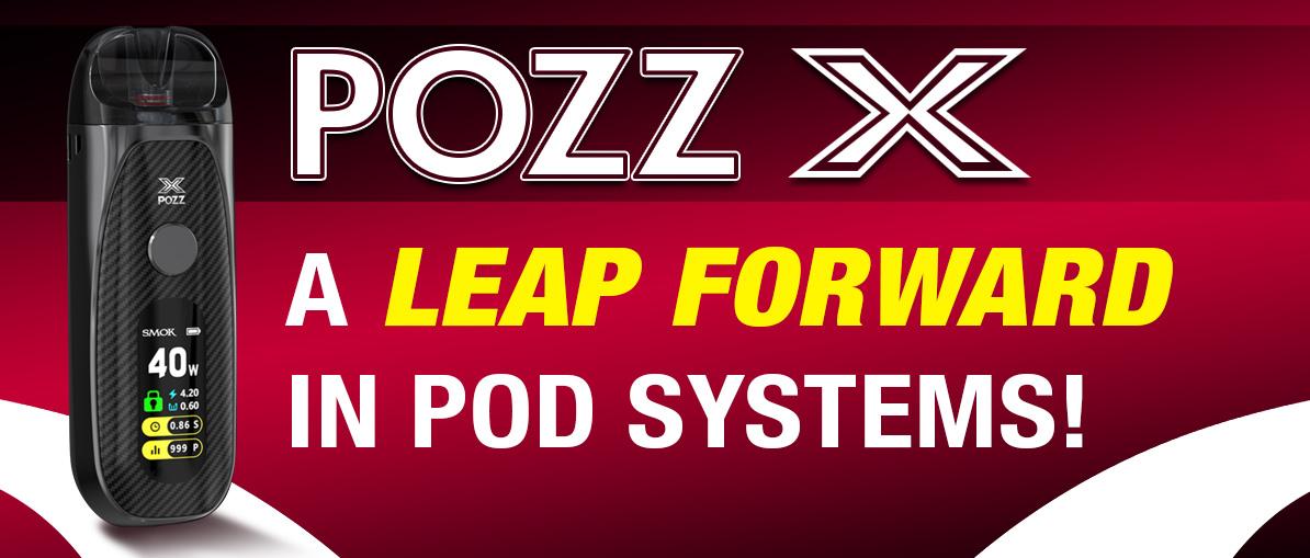 Pozz X Starter Kit - A Leap Forward