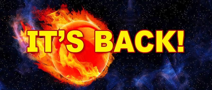 Cinnamon Fireball E-Liquid is back!