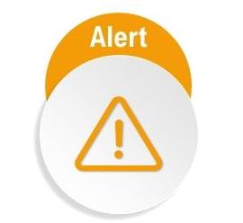 ECBlend Alert