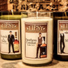 Men's collection for Tipsy Candle Company