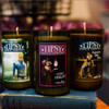 Midnight Merlot Soy Candle