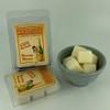 Morning Mimosa 4 ounce soy wax melts made by Tipsy Candle Company.