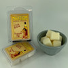 Pineapple Fizz Soy Wax Melts made by Tipsy Candle Company.