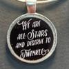 We Are All Stars   Charm Bracelet