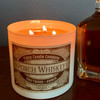 Porch Whiskey 3 wick candle - Lifestyle picture