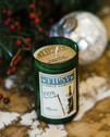 Alpine Candle by Tipsy Candle Company smells just like a cut fresh Christmas Tree.