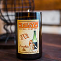 Pumpkin Ale soy candle.  This favorite autumn ale epitomizes the taste of the season. Formulated with a mix of pumpkin, spices, and just a touch of vanilla, the hearty warmth of our Pumpkin Ale truly shines.