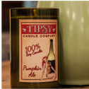 Pumpkin Ale soy candle made by Tipsy Candle Company