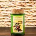 Gasparilla Rum Runner Soy Tumbler Candle made by Tipsy Candle Company
