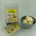 Limoncello Soy Wax Melts made by Tipsy Candle Company.