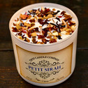 Petit Sirah 3 wick Soy Candle made by Tipsy Candle Company