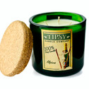 Alpine Limited Edition 17 ounce Soy Candle made by Tipsy Candle Company