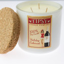 Holiday Cabernet Limited Edition | Soy Candle
