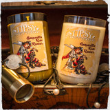 Gasparilla Soy Wine Bottle Candles - Tipsy Candle Company