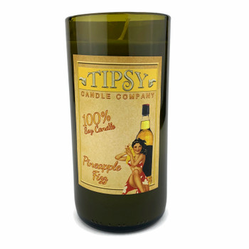 Pineapple Fizz 14 ounce Soy candle