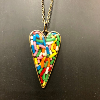 Jimmie Jimmies Heart Chain