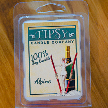 Alpine Soy Wax made by Tipsy Candle Company