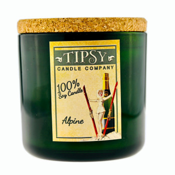 Alpine Limited Edition 17 ounce Soy Candle