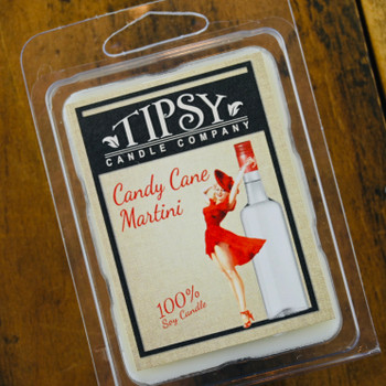 Candy Cane Martini Soy Wax Melts
