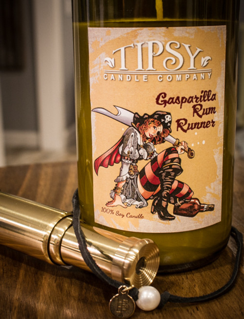 Gasparilla Rum Runner | Soy Candle