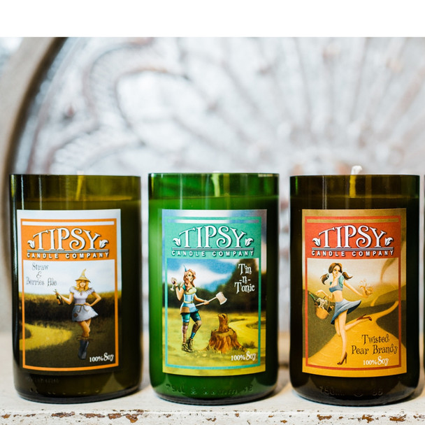 Tin-n-Tonic with Fairy Tale Collection