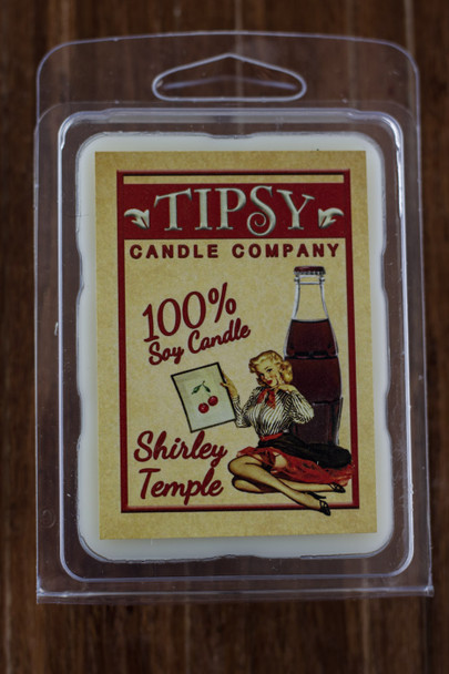 Shirley temple l  soy wax melts