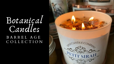 Banner 1 Botanical Candles