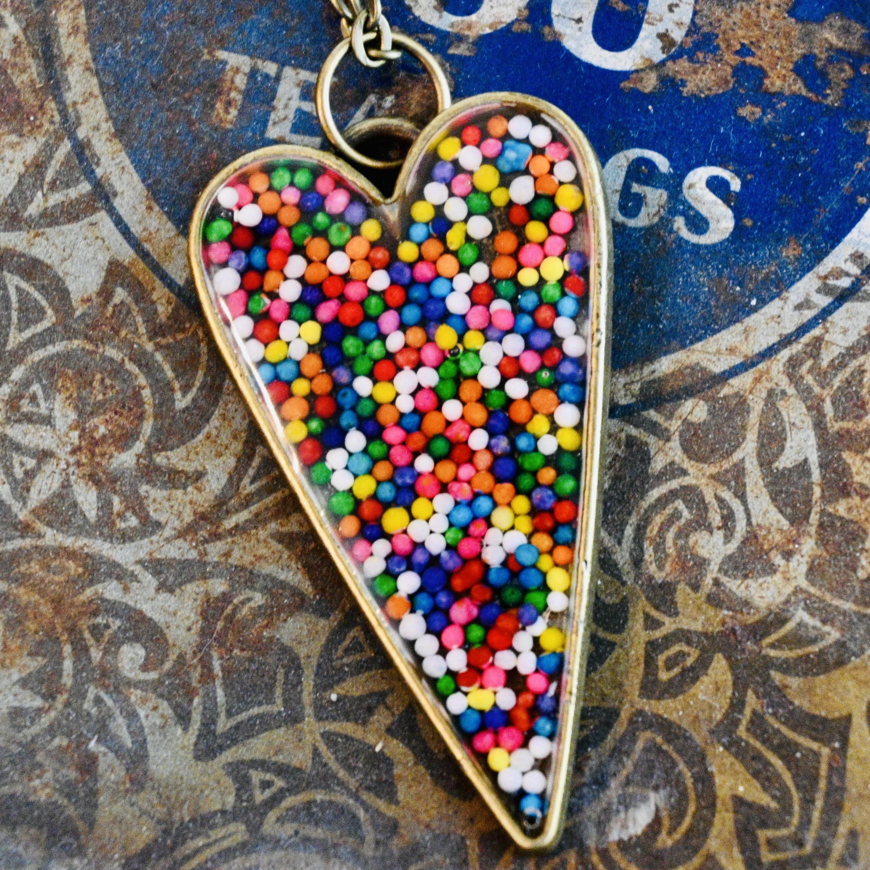 Sprinkles Heart