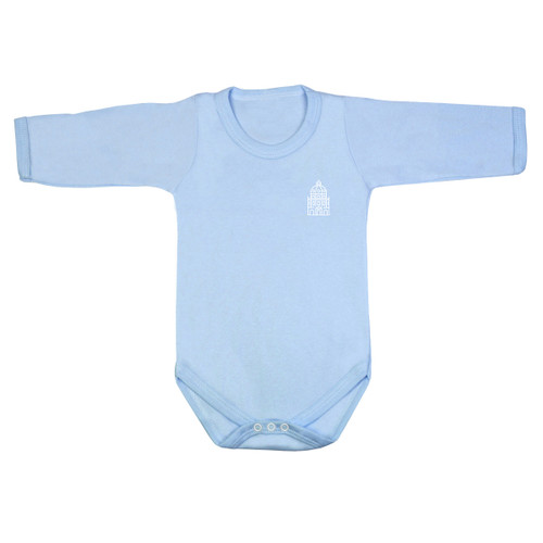 Radcliffe Camera Long Sleeve Baby Bodysuit