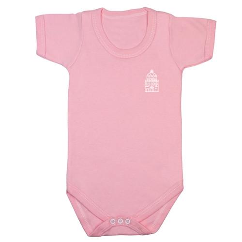 Oxford Radcliffe Camera Short Baby Bodysuit