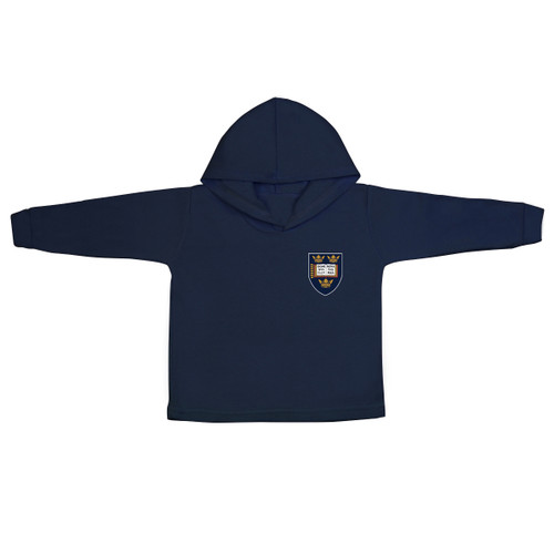 Official Oxford University Crest Logo Baby Hoodie